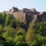 Скалы Эдинбурга