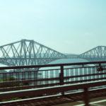 Железнодорожный мост в Эдинбурге