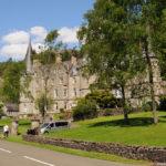 Отель в горах Шотландии