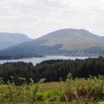 Горы и озёра Шотландии