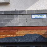 Надписи на гэльском языке