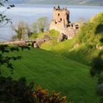 Озеро Лох-Несс и замок Урхарт