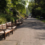 Парк на Принцесс-стрит