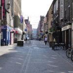 Улица баров в Эдинбурге
