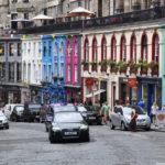 Разноцветные улочки Старого города
