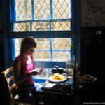 Традиционный британский обед