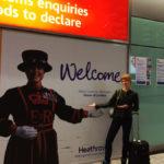 Лондон приветствует