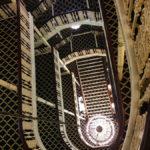 Лестница в гостинице Манчестера