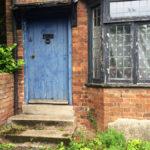 Дверь в Стратфорде на Эйвоне