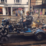 Крутой мотоцикл