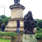 Памятник Уильяму Шекспиру