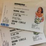Билеты на Mamma mia!
