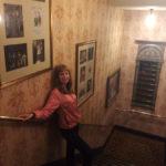 В лондонском театре