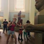 В Британском музее
