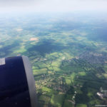 Лондон с самолёта