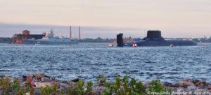 """Подлодка 941 проекта """"Акула"""""""