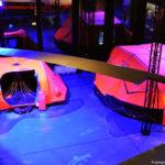 Спас-палатки в Лётной гавани