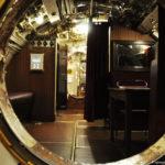 Внутри подводной лодки Лембит