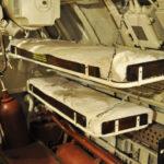 Койки на подводной лодке Лембит
