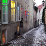 Улочки Старого Таллинна