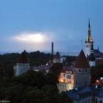 Гроза над Таллинном