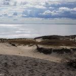 На дюне Парнидиса