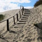 Лестница на дюне Парнидиса