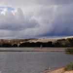 Вид на дюну Парнидиса из Ниды
