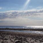 Пляж на Куршской косе