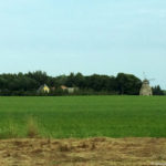 Ветряная мельница в Эстонии