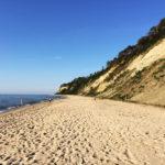 Донское, пляж