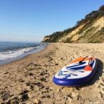 SUP-сёрфинг в Калининградской области