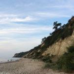 Пляж в Донском