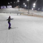 Кривляние на сноуборде