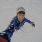 Сэлфи на лыжах
