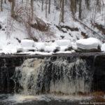 Водопад на Прикше