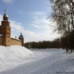 Башни Новгородского Кремля
