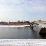 Мост через Волхов