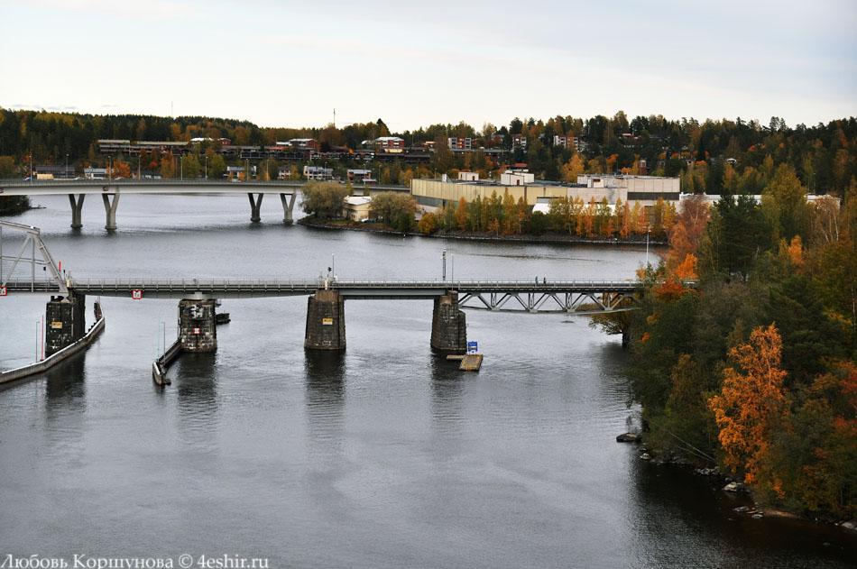 Мосты Савонлинны