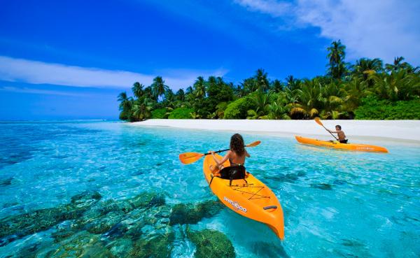 Мальдивы активный отдых